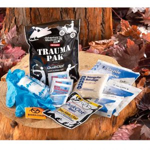Trauma Pack con QuikClot®