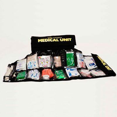 Botiquín Unidad Médica 113 Piezas