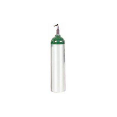 Cilindro Oxigeno D – 416 litros – Aluminio