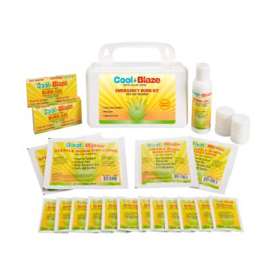Kit Hidrogel Emergencias Quemaduras
