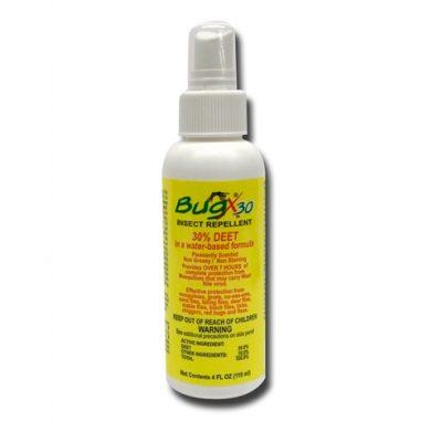 Spray Repelente de Insectos BUG X 118 ml