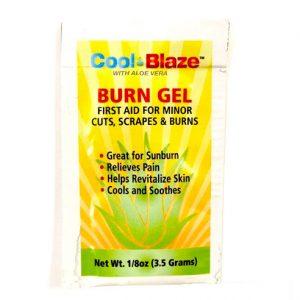 Gel Quemaduras en Sachet Cool Blaze 3.5 gm
