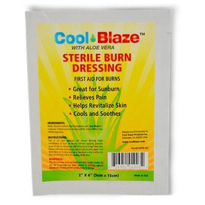 Apósito Quemaduras Cool Blaze 2″ x 6″ (5cm x 15cm)