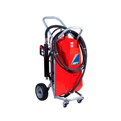 Trolley Extintor 50 Litros CAFS Watermist