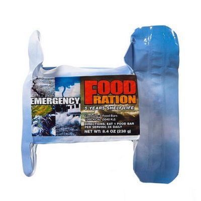 1200 Calorías Barras de Comida Emergencia