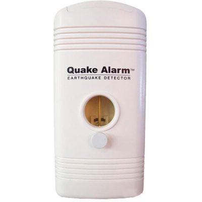Quake Alarm Detector Sísmico