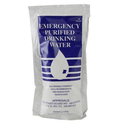 Agua Emergencias Unidad – 125 ml