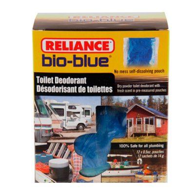 BioBlue Químicos WC Desodorante – Pack 12