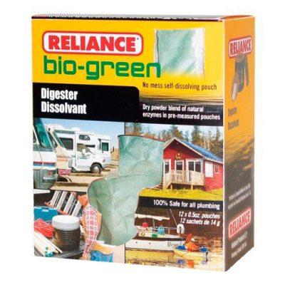 Bio-Green Digestor de Residuos Sólidos WC