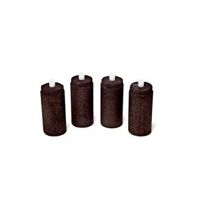 LifeSaver Carbón Activo Botellas – 4 unid.