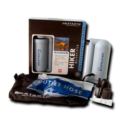 Katadyn – Hiker Microfiltro