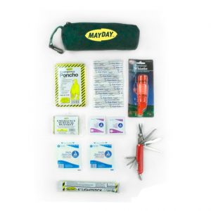 Kit Emergencia 14 Piezas Small