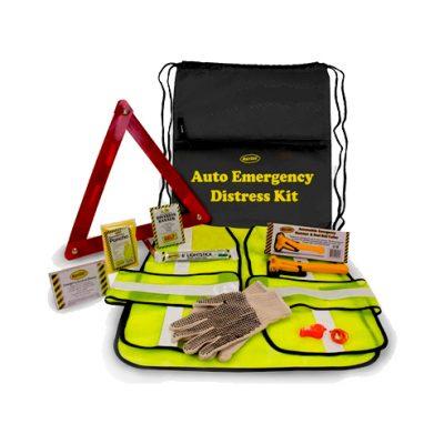 Kit Socorro Emergencia Automotriz