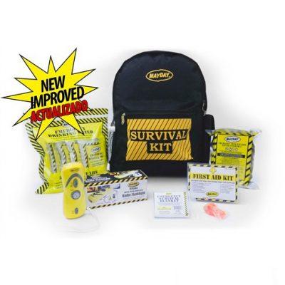 Kit Supervivencia ECO 1 Persona