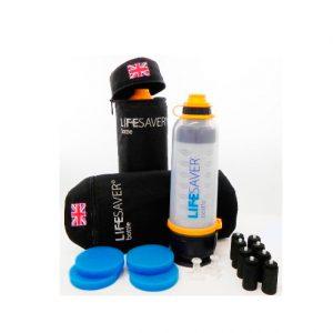 LifeSaver Filtro de Agua – Kit Excursión para Dos