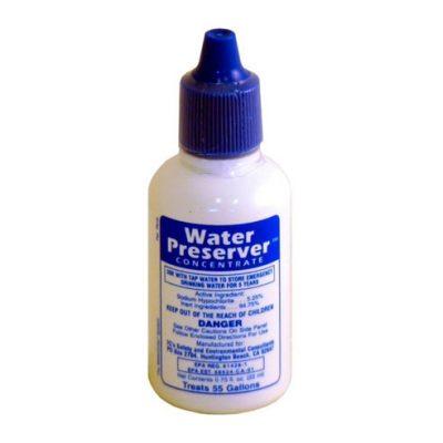 Preservador de Agua
