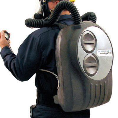 Biopak240R Biomarine – Respirador Circuito Cerrado Minero