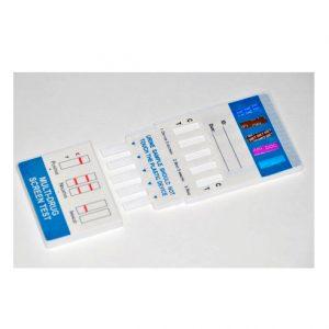 Test Panel Múltiples Drogas – 5 Det.